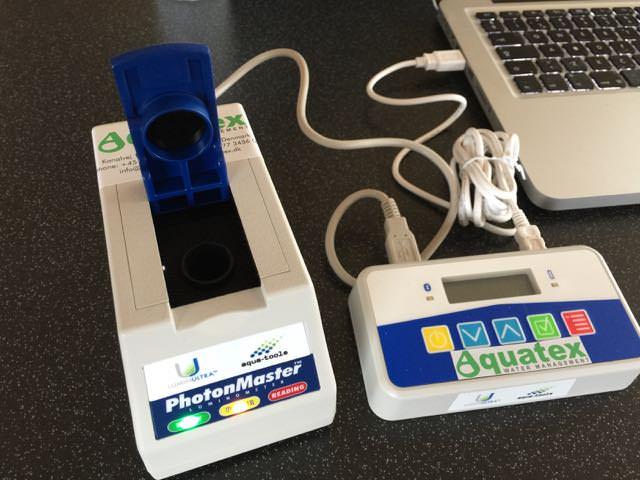 QGA water test kit Photonmaster
