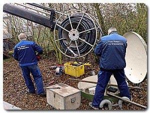 Udsyring af boring - også kaldet regenerering af drikkevandsboringer efter CARELA konceptet