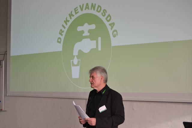 Aquatex foredrag om drikkevand på Drikkevandsdag 2015