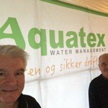 Aquatex klar til udstilling