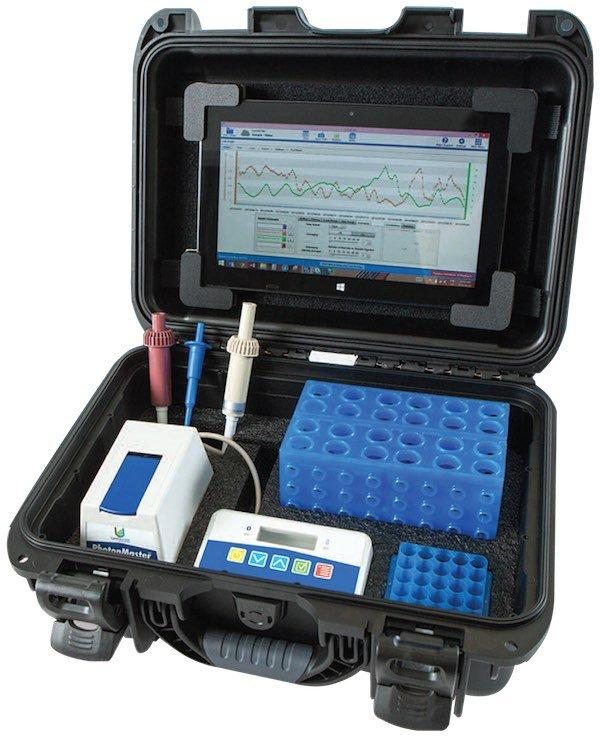 LuminUltra Water Test - vandanalyser på 3 minutter